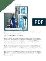 Como Poner Una Purificadora de Agua - Guía de Negocio