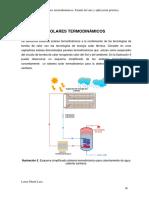 3. SistemasSolaresTermodináMicos Estado Del Arte y Aplicación Práctica.