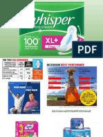 Consumer Behaviour - Whisper