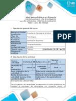 Guía de Actividades y Rúbrica de Evaluación - Fase 1 - Línea de Tiempo 16-4