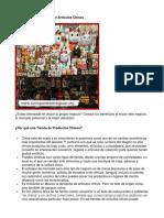 Como Poner Una Tienda de Artículos Chinos - Guía de Negocio