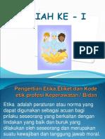 Pengertian Etika,Etiket Dan Kode Etik Profesi Keperawatan Bidan (1)