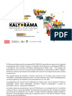 Dossier Kalydrama