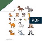 Varios Animais 2016