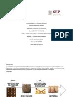 Introducción a la contabilidad. HICO_U1_A1_ISLA