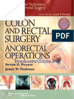 Colon.and.Rectal.surgery.anorectal.operations