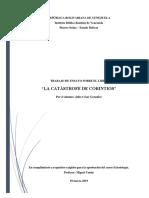 ENSAYO LA CATASTROFE DE CORINTIOS V3.docx
