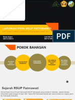 Presentasi Laporan Akhir PKPA RSUP Fatmawati