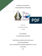 Refleksi Kasus STEMI - Kardiologi