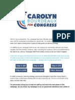 Carolyn Bourdeaux for Congress - GA-07 - Building Our Team!