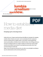 Jihii Jolly_How to Establish a Media Diet - Columbia Journalism Review