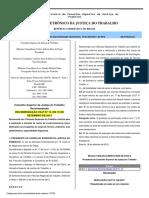 Csjt - Recomendação Nº 15, De 18-9-2013