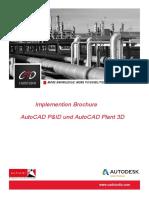 Implementation Brochure PID&Plant 3D