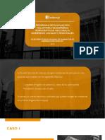 Charla - Programa de Eliminación de Barreras Burocráticas - Tacna