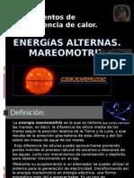 Energías alternas(fundamentos de transferencia de calor)