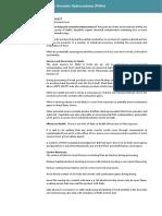 Polycyclic Aromatic Hydrocarbons (PAHs) Datasheet