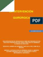 1.5 La Intervención Quirúrgica