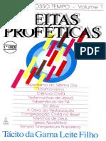 Tácito Da Gama l. Filho - Seitas Do Nosso Tempo - Vol. 1 - Seitas Proféticas