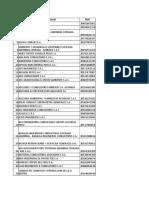 Lista de Consultoras 02.04.2019