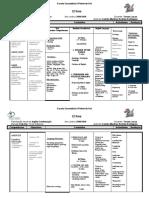 Planificação 12º 2009-2010