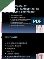 .Arteriopatia Periferică Cronică