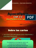 Apocalipsis Cap. 2-3