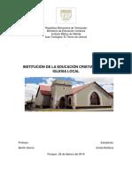 iglesias cristianas a La Educ Cristiana Isaura