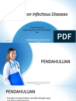 Overview of Infectious Disease 16 September 2018