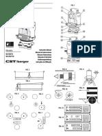 Manual Teodolito DGT10