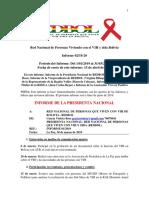 Informe 2 de 1820 REDBOL
