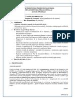GFPI-F-019 Guía de Aprendizaje Higiene y Manipulación de Alimentos Parte 01-05 SENA