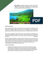 Pengertian Lingkungan Dan Kesehatan