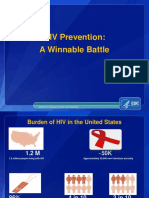 HIV WinnableBattles Presentation