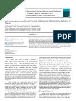 9.Jurnal Inter Cost Volume Profit Analysis