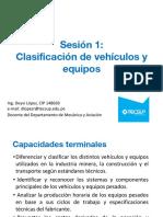 Sesion 1_Clasificación de Vehiculos y Equipos