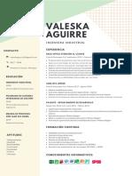 CV Valeska Aguirre
