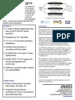 Uptime II Ip-ip Datasheet