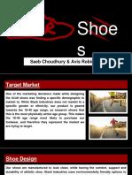 shoe project