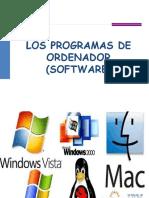 3.2.Programas de Ordenador