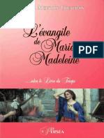 Meurois Daniel - L'évangile de Marie-Madeleine.pdf