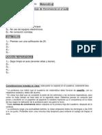 Matemática- Clase y Tarea 07 de Abril 2019