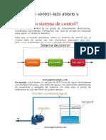 Sistema de Control