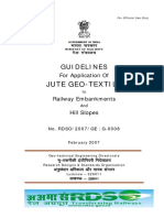 RDSO GE-G-8-JUTE GEO-TEXTILE ON RAILWAY EMBANKMENTS & HILL SLOPES.pdf