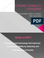 electronic stability program