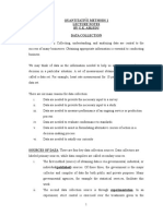 Lecture Notes Quanti 1