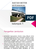 jembatan konvensional