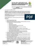 Convocatoria Examenes Ascenso 2018