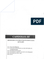 Psihologie Educational A - Cap. 3 o