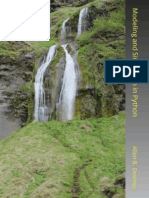 Allen B. Downey - Modeling and simulation in Python (2017, Green Tea Press).pdf