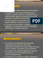 ore deposits 2